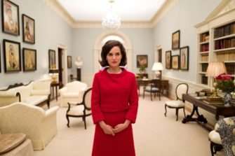 Princess Padme of Camelot: Natalie Portman is the Best Jackie Kennedy Yet.