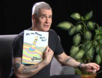 Henry Rollins Reads Dr. Seuss