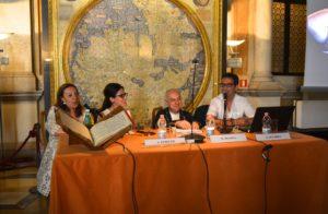 Paola Gribaudo, Allison Zurfluh, Maurizio Messina, Michel Juvet (1)